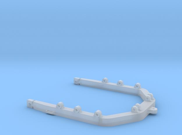1:50 C Frame for Cat D8R models.  in Smooth Fine Detail Plastic