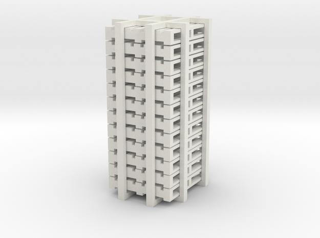 12 pallets - HO scale
