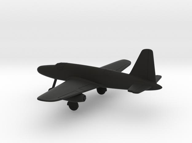 Dornier P.256/1-01 in Black Natural Versatile Plastic: 1:200