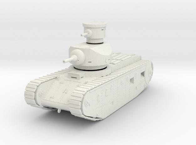 PV173F U.S. Ordnance M1921 Medium Tank (1/35) in White Natural Versatile Plastic