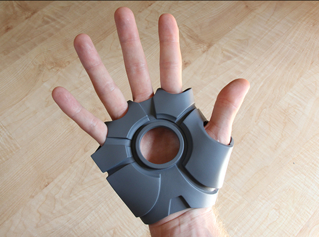 Iron Man Right Palm (Medium/Large)