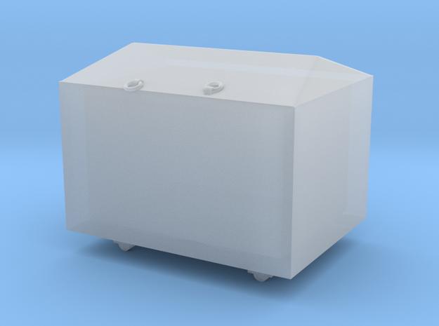 pa-Behälter Eikrt Prototyp der DB in Smooth Fine Detail Plastic