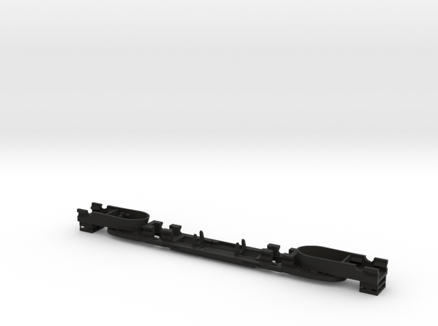 "EF-4 ""Little Joe"" Chassis in Black Natural Versatile Plastic"