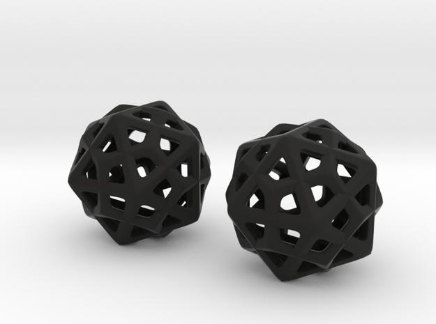 32 Point in Black Natural Versatile Plastic