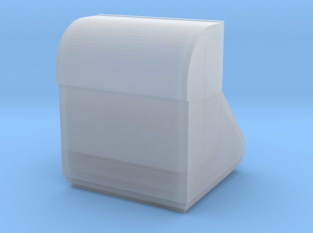 Vent, Elco 80 1-24 in Smooth Fine Detail Plastic