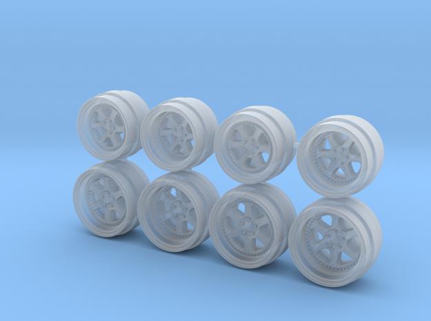 Work L1 8 & 9x5.5 in Smoothest Fine Detail Plastic
