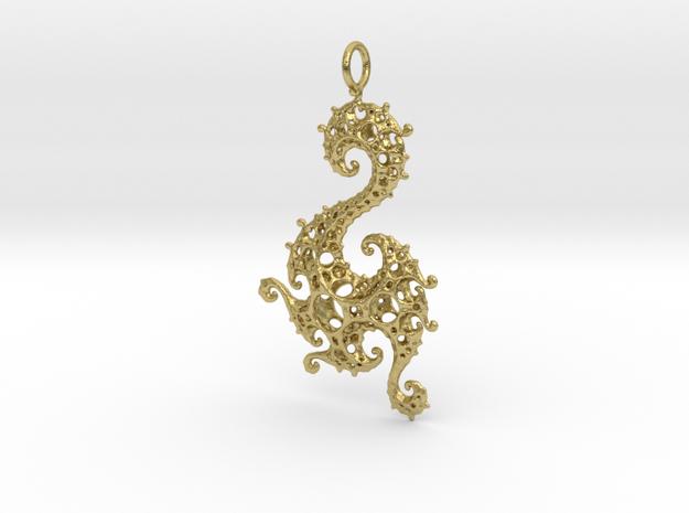 Klein Dragon Pendant
