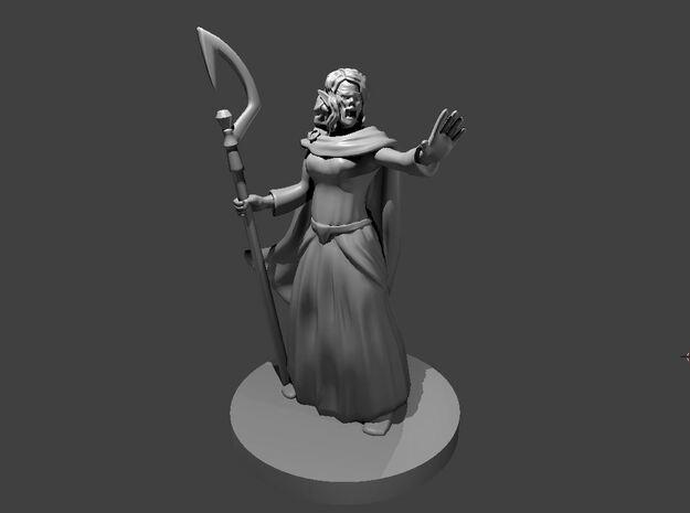 Valindra Shadowmantle - Undead Version