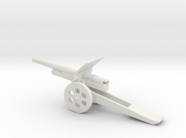 13cm L/35 Kanone  09 steel 2  1/160 in White Natural Versatile Plastic