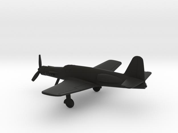 Dornier Do 535A (P.254/1-02) in Black Natural Versatile Plastic: 1:200