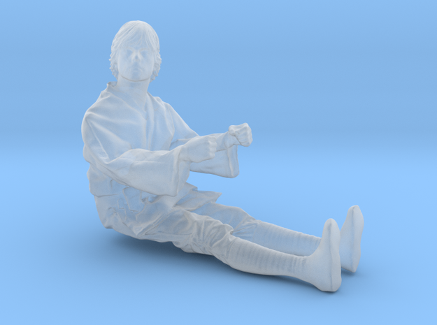 Extra Figure for Revell X-34 Landspeeder in Smooth Fine Detail Plastic
