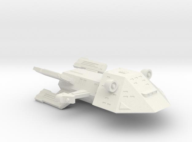 3125 Scale WYN (Kzinti-Built) War Destroyer SRZ in White Natural Versatile Plastic