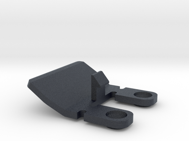 FORD ARMREST COMPARTMENT LATCH in Black Professional Plastic