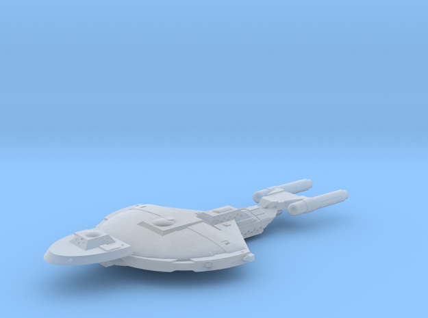 Unionist Heavy Cruiser in Smooth Fine Detail Plastic