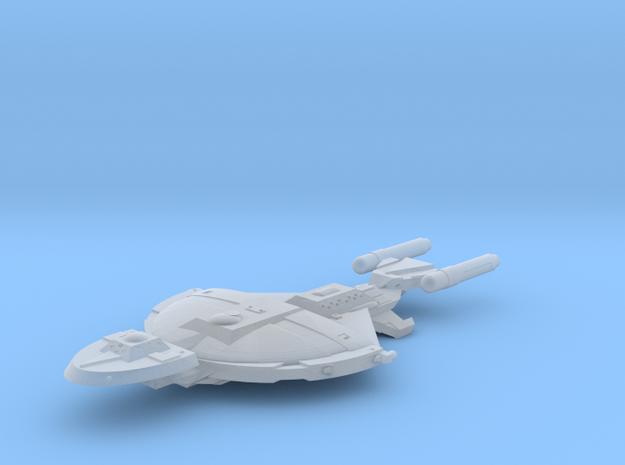 Unionist Battle Cruiser in Smooth Fine Detail Plastic