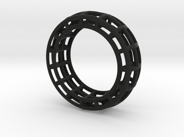 griglia in Black Natural Versatile Plastic