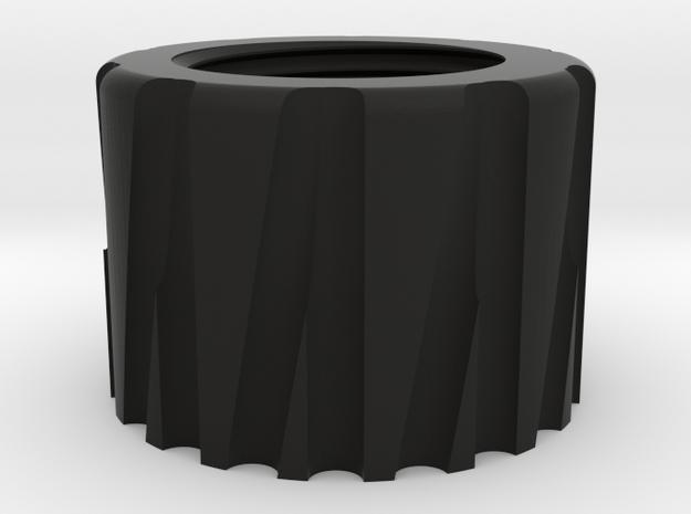 Thread Saver 3 in Black Natural Versatile Plastic
