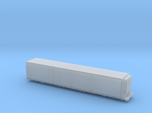 1:76 VRA (Temp Ctrl Wagon) in Smooth Fine Detail Plastic