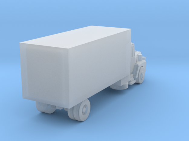 Mack Refrigerator Truck - HOscale in Smooth Fine Detail Plastic