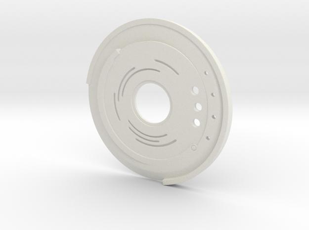 Strange Coin - Destiny  in White Natural Versatile Plastic: Small