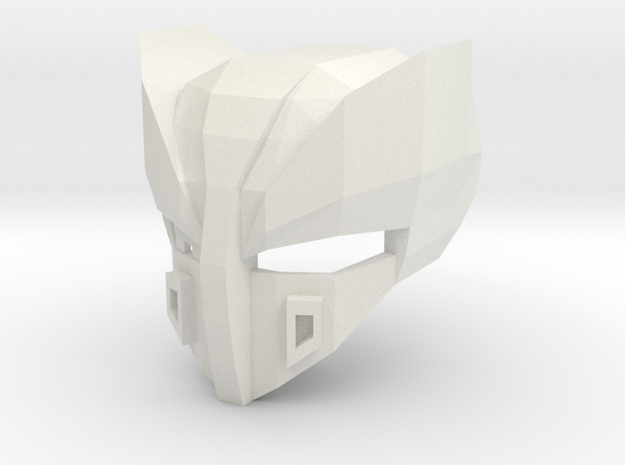 koromau G3 in White Natural Versatile Plastic