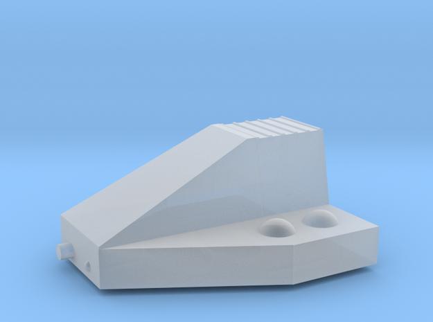 Ferret Tiny Grav Assault Sled Skids Up 25mm in Smoothest Fine Detail Plastic