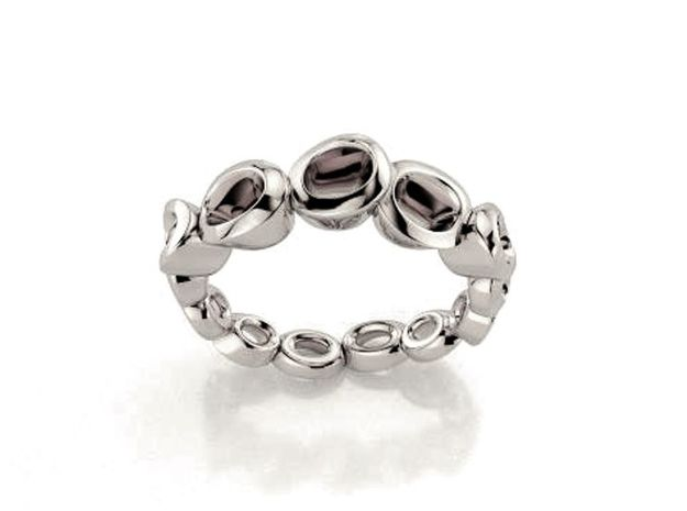 Dont know much about biology Ring.(From $13) in Polished Silver: 7 / 54
