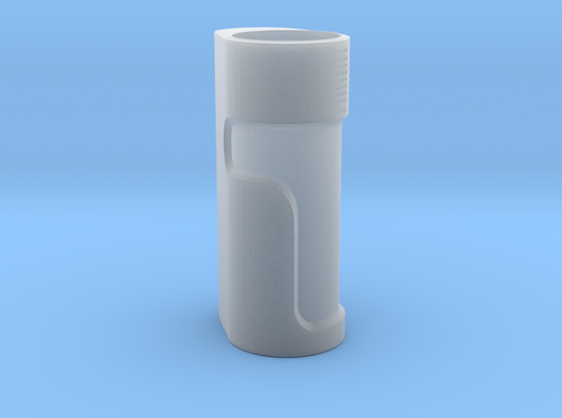 Cocktail Glass in Smooth Fine Detail Plastic