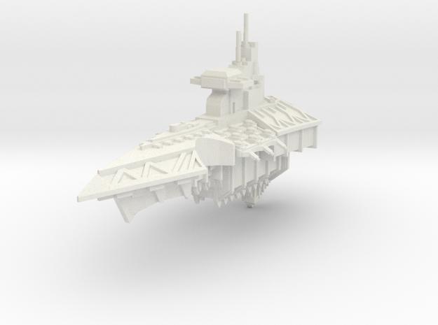 Crucero Ligero clase Hereje in White Natural Versatile Plastic