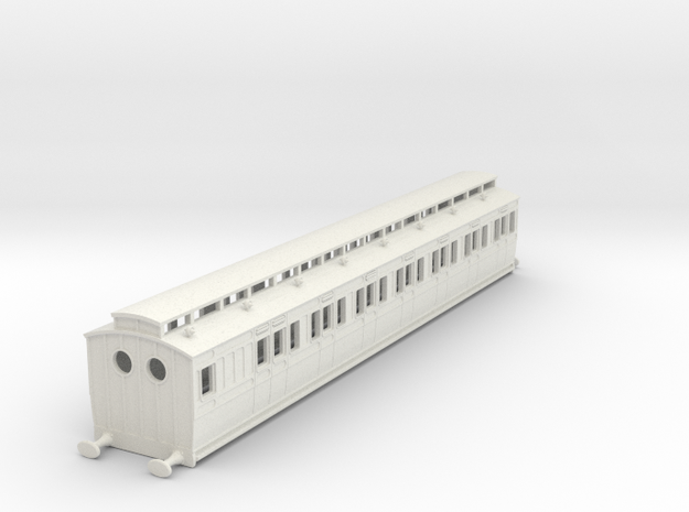 o-100-ner-d116-driving-carriage in White Natural Versatile Plastic