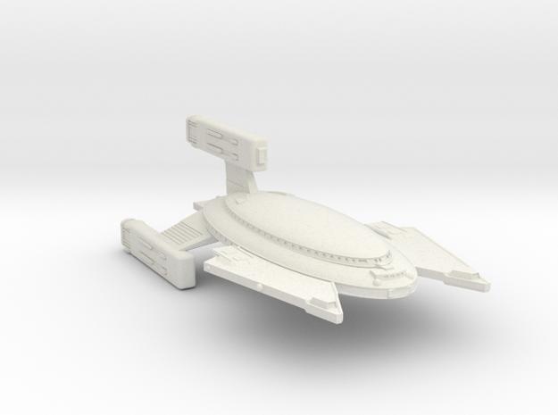 3125 Scale Vudar War Destroyer (DW) MGL in White Natural Versatile Plastic