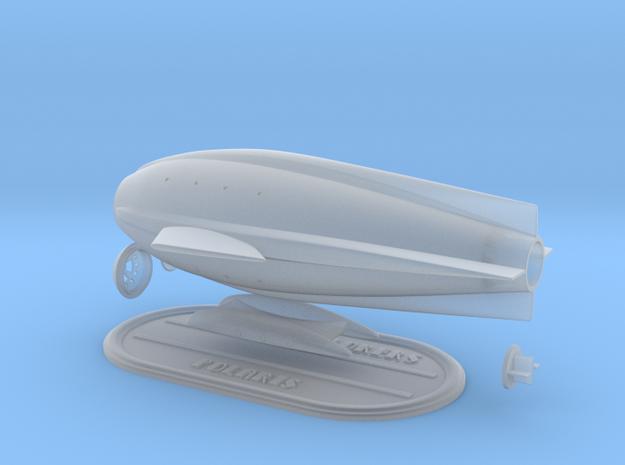 "Space Explorers' Polaris 7"" version in Smooth Fine Detail Plastic"