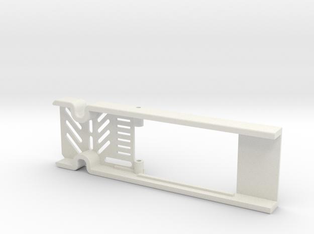 Qui-gon Proffie V1 in White Natural Versatile Plastic