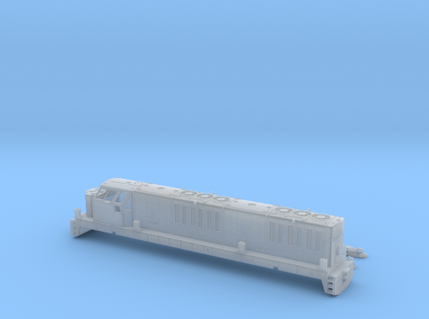 ML4000 z scale in Smooth Fine Detail Plastic