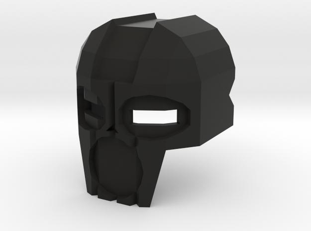 undead in Black Natural Versatile Plastic