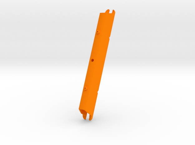"""Catalina 25, 6"""" Snap-In MastGate ver.11 in Orange Processed Versatile Plastic"""