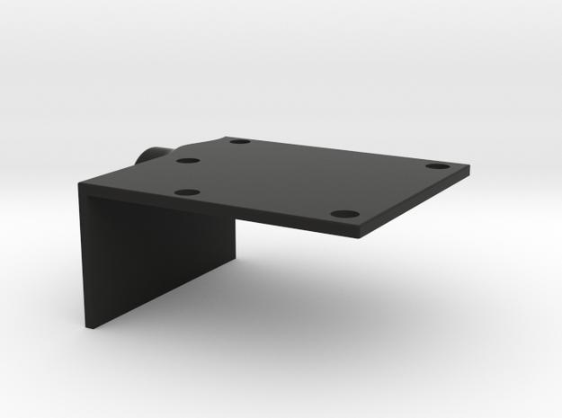 Motorabdeckung Rauchgenerator in Black Premium Versatile Plastic