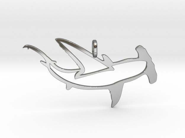 shark hammer pendant
