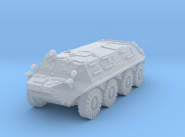 BTR 60 scale 1/285 in Smoothest Fine Detail Plastic