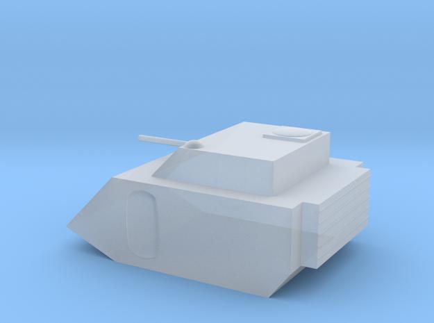 Fox Small Grav Tank 15mm in Smoothest Fine Detail Plastic