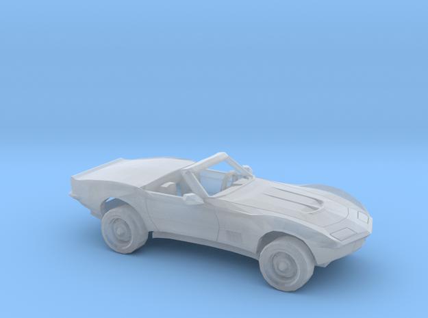 1/160 1969 Chevrolet Corvette Convertible Kit