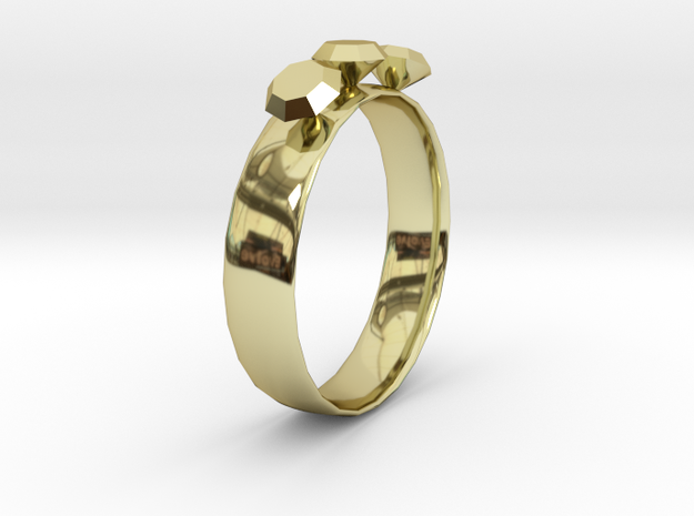 Ring in 18K Yellow Gold