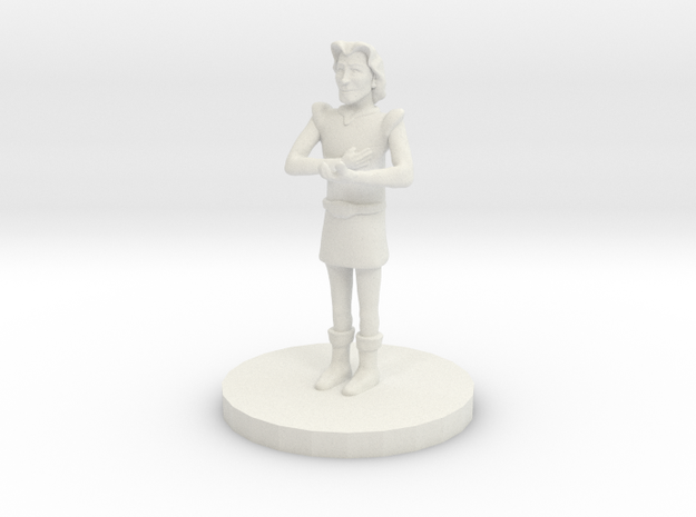 Prince Charming (28mm Scale Miniature)