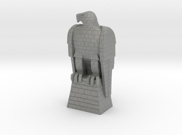 Simplon Eagle Statue in Gray PA12: Small