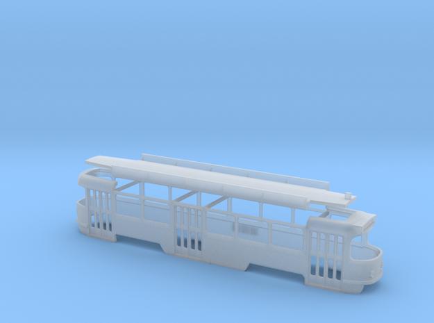 Magdeburg T4DM in Smooth Fine Detail Plastic: 1:120 - TT