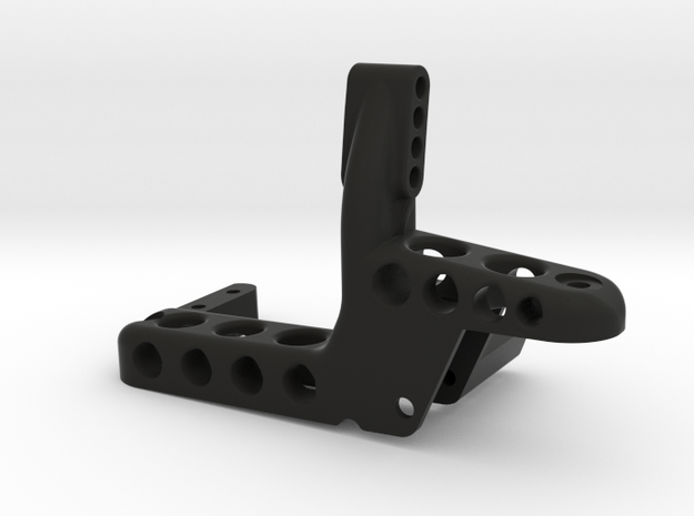 AR60 Front Truss with Diff on Left Side in Black Natural Versatile Plastic