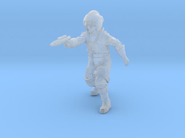 Insurgent Pilot 1 in Smoothest Fine Detail Plastic