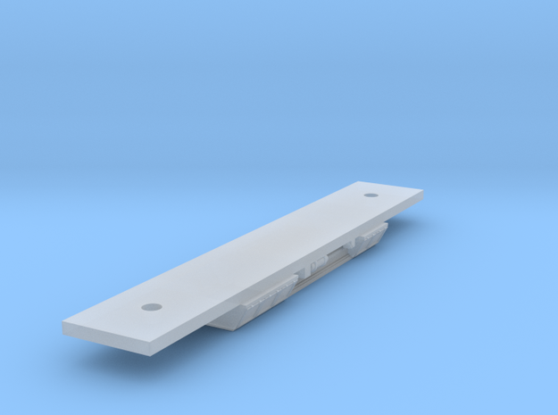 wgsi chassis in Smooth Fine Detail Plastic