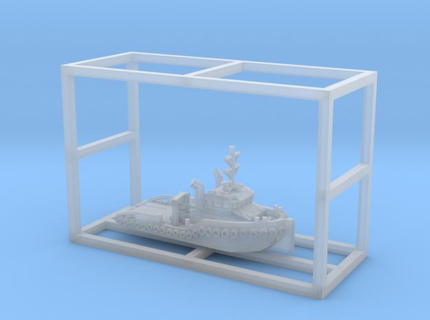 Coastal Ranger_1250_WL_V1 in Smoothest Fine Detail Plastic