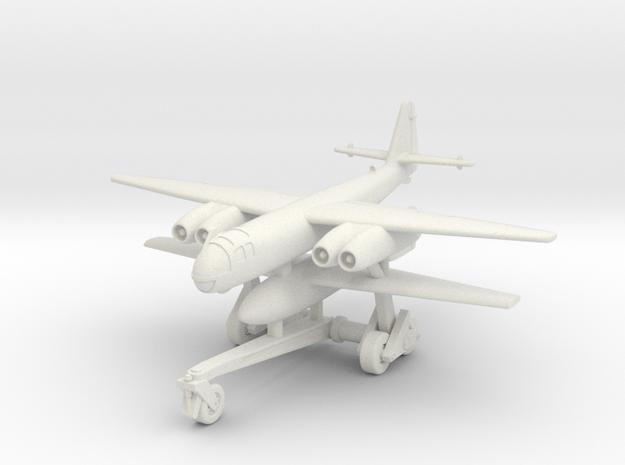 (1:144) Arado Ar 234 C/Ar E.377 Mistel in White Natural Versatile Plastic